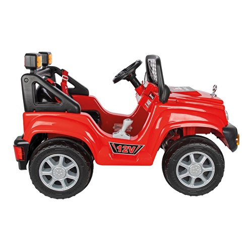 Samy Range Battery-Operated Ride on