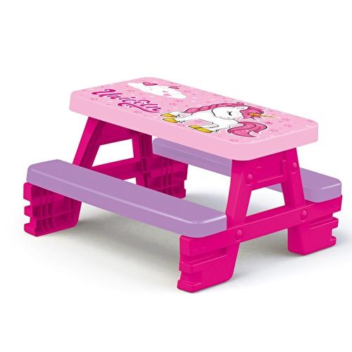 Oyuncak Unicorn Piknik Masası