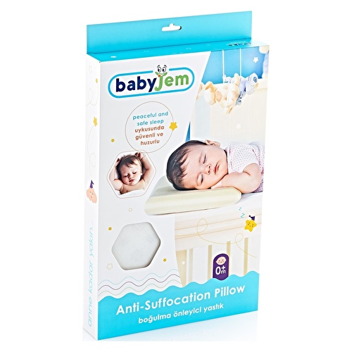Baby Safe Aid Neck Pillow Ecru