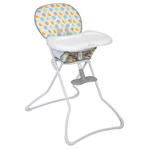 Snack N'Stow Baby Feeding High Chair