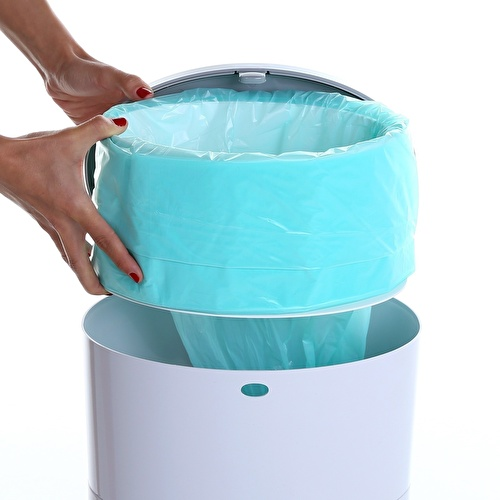 16 Litre Capacity Refills Nappy Disposal Bins Bag 1 Refill Pack