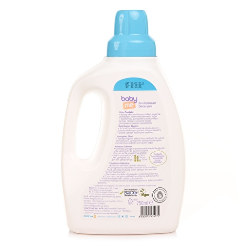 Liquid Baby Laundry Detergent 750 ml