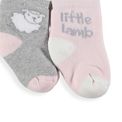 İkili Havlu Little Lamb Soket