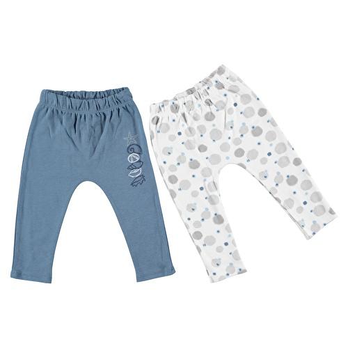 Mediterranean Spirit Baby Footless Trousers Set