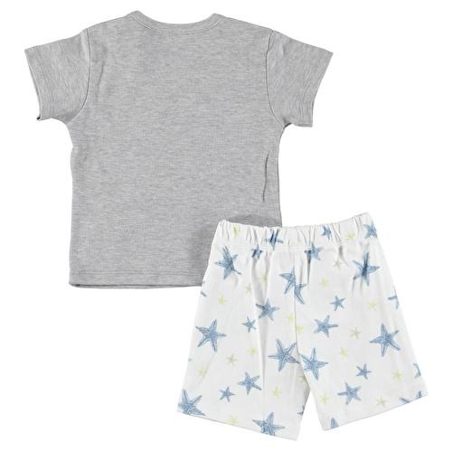 Bebek Deniz Yıldızı Pijama Takımı