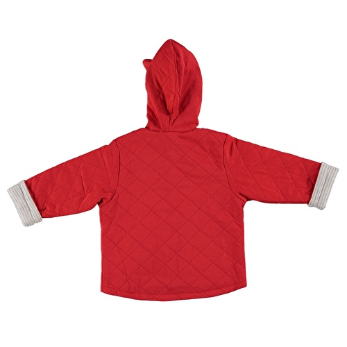 Summer Hoodie Cotton Lined Baby Jacket