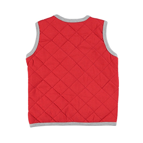 Hoodie Cotton Lined Baby Girl&Baby Boys Vest