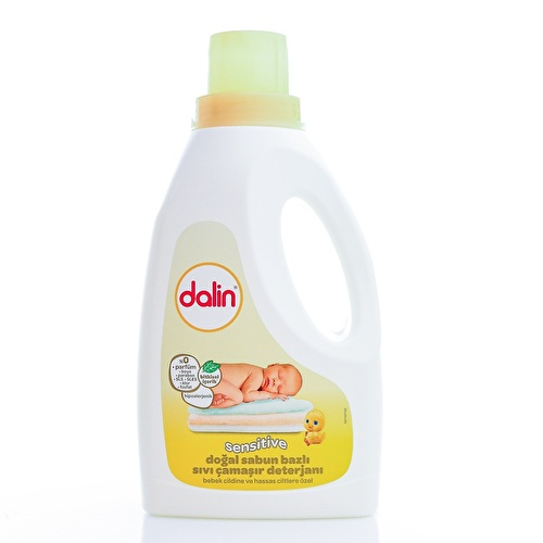Sensitive Natural Soap Based Laundry Detergent 1500 ml