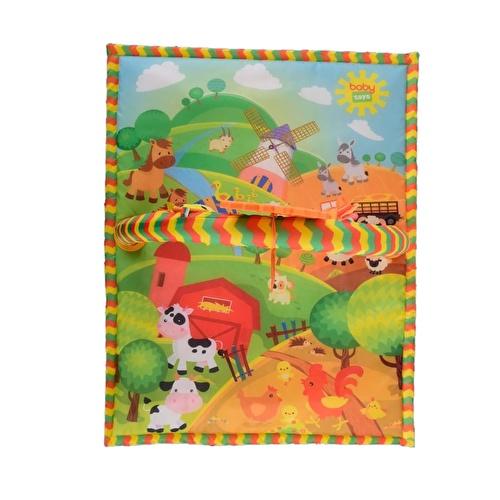 Çiftlik Bebek Oyun Halısı