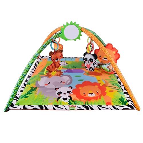 Safari Bebek Oyun Halısı
