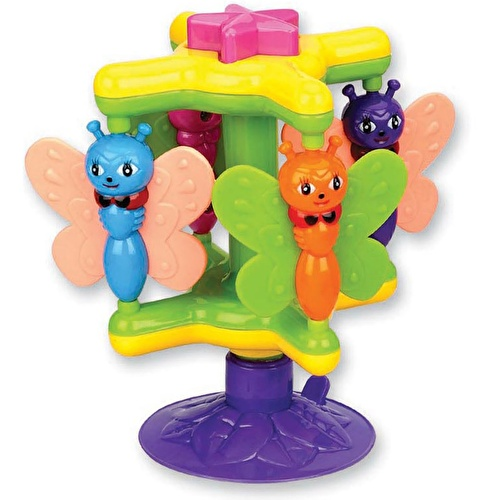 Butterfly High Chair Toy