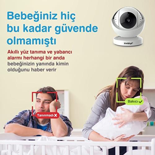 Smart Wifi Baby Security Camera