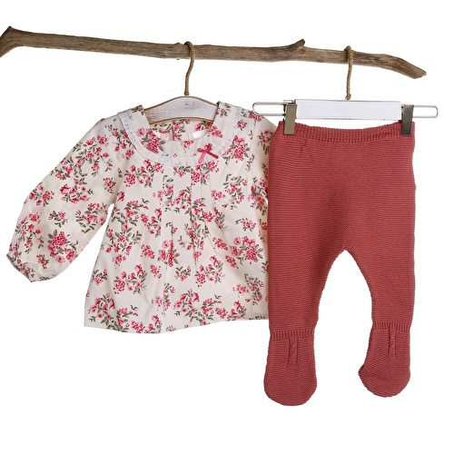Baby Girl Alessa Knit 2 Pack Set