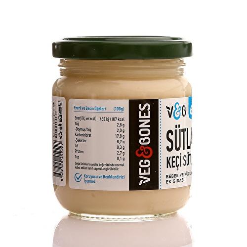 Keçi Sütlü Sütlaç 190 gr