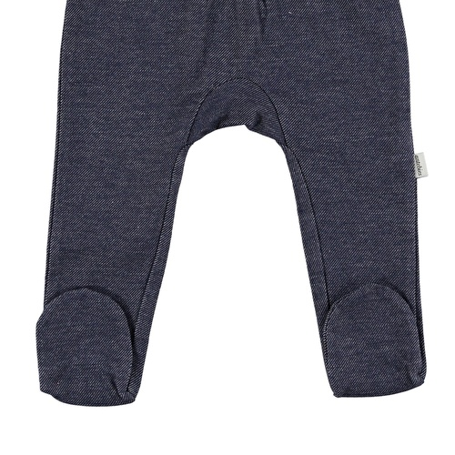 Baby Organic Denim Futter Pants