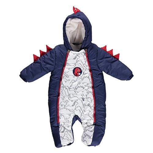 Dinozor Detaylı Su İtici Özellikli Erkek Bebek Astronot