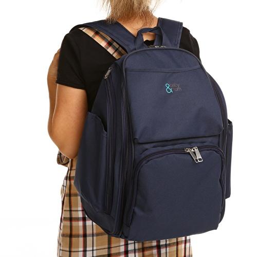 Multifunctional Diaper Backpack Bag