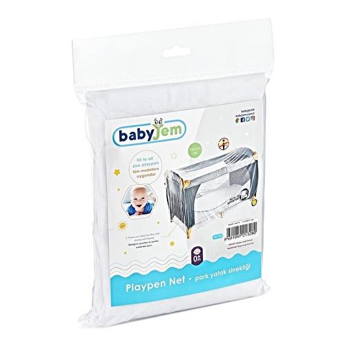 Bebek Oyun Park Yatak Sinekliği Beyaz