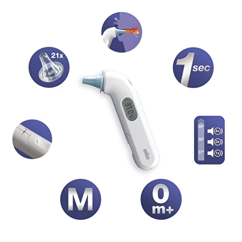 IRT-3030 Compact Ear Thermometer