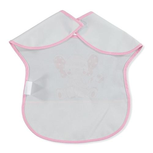 Fun Friend Poli Half Sleeve Baby Apron/Bib