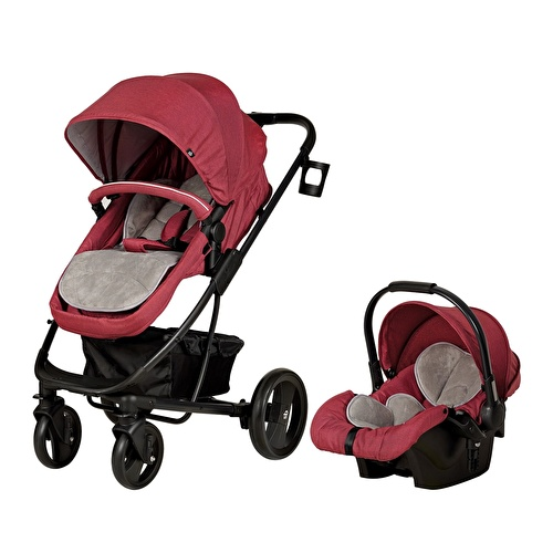 Marvel Travel System Baby Stroller