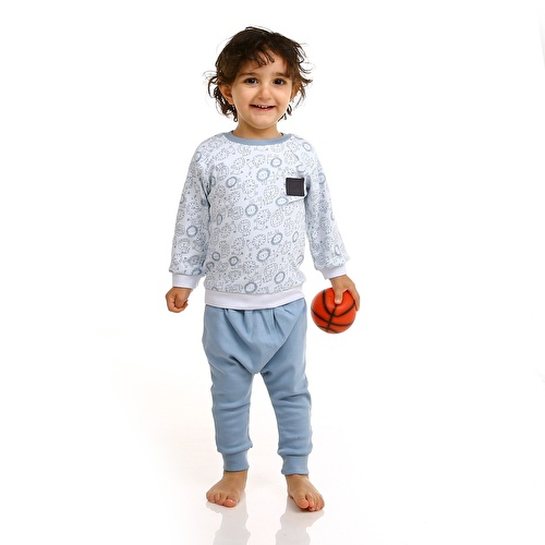 Little Lion Baby Boy Pyjama Set