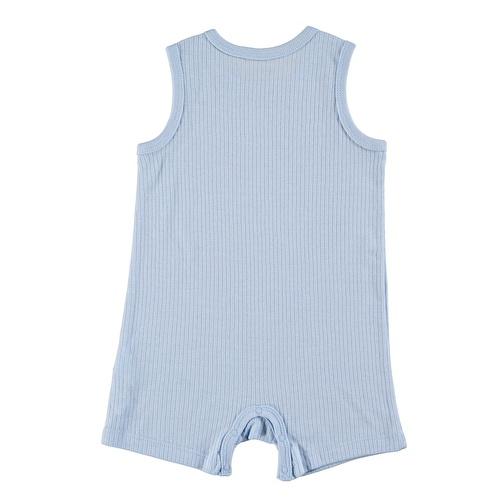 Viscose Blend Soft Baby Athlete Top Jumpsuit