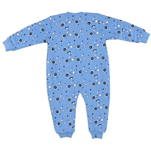 Bebek Roket Baskılı Uyku Tulumu