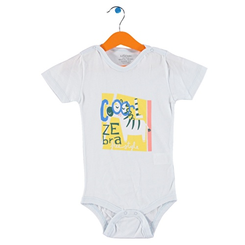 Sweet Animals Baby Boy Bodysuit