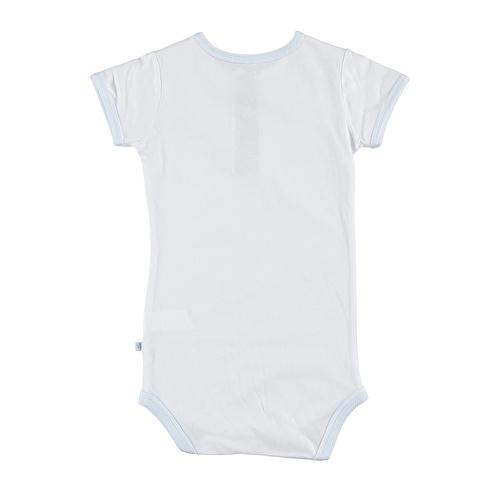 Baby Boy Marin Crew Neck Bodysuit