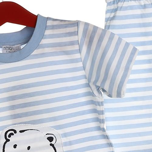 Tiny Bear Tshirt Short Set
