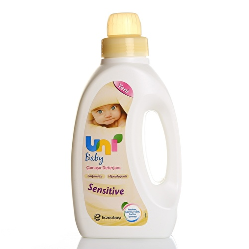 Sensitive Baby Liquid Laundry Detergent 1500 ml