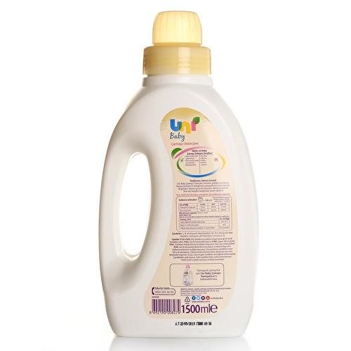 Sensitive Baby Liquid Laundry Detergent 1500 ml