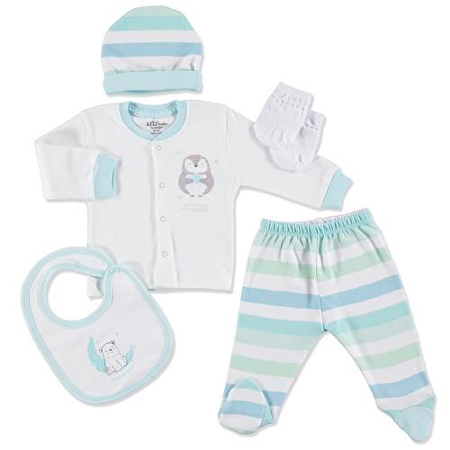 Stars Newborn Hospital Pack 5 pcs