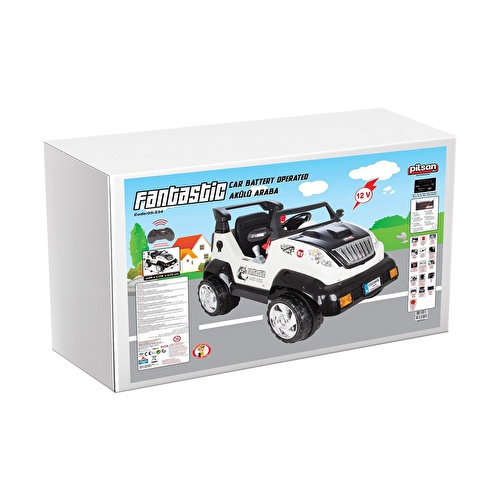 Fantastic 12 V Remote Controlled Battery-Powered Car
