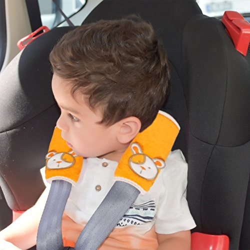 Assorted Baby Car Seat Strap Cover