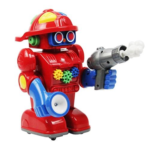İtfaiyeci Robot