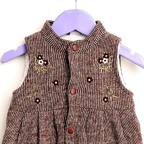 Angel Baby Girl Welsoft Vest
