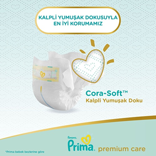 Premium Care Number 5 Baby Diapers Junior Monthly Package 11-18 kg 120 pcs