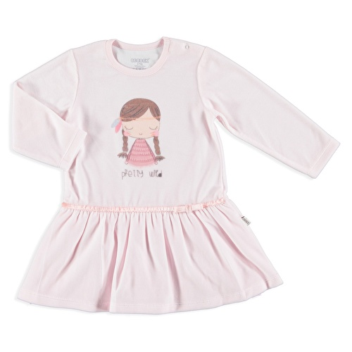 Pretty Wild Baby Girl Dress