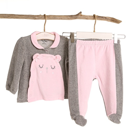 Baby Girl Cat 2 Pack Set