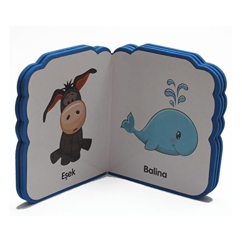 Turkish My Soft Books Series Animals