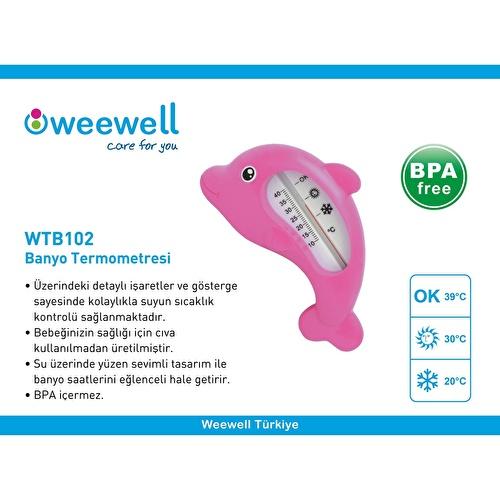 WTB101 Bebek Banyo Termometresi