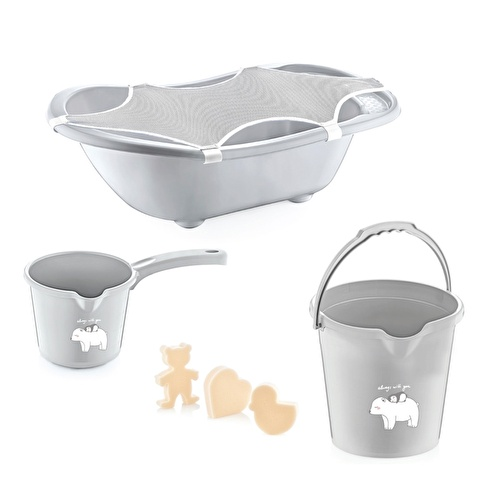 Eco Bath Set 5 Pieces