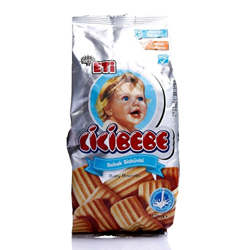Baby Biscuits 172 gr