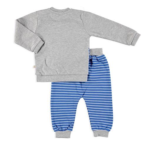 Fun Monkey Baby Sweatshirt Trousers Set