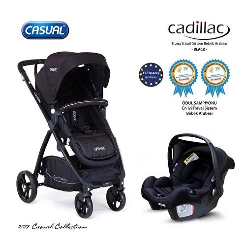 Cadillac Travel Sistem Bebek Arabası