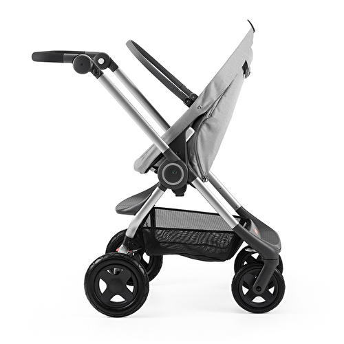 Scoot Baby Stroller Chassis