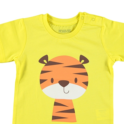 Baby Basic Short Sleeve Tshirt