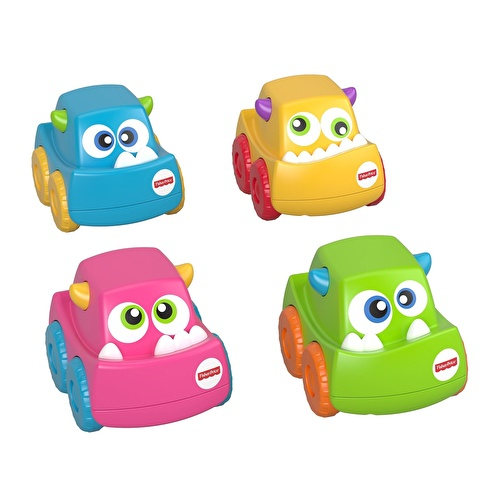 Mini Monster Trucks